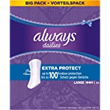 Always Dailies Panty Liners Large - 52 Pads