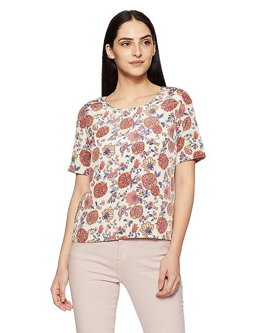Lee Women's Body Blouse Shirt Shirts at amazon