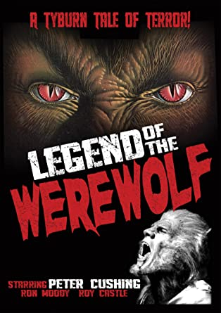 amazon com legend of the werewolf peter cushing ron moody hugh