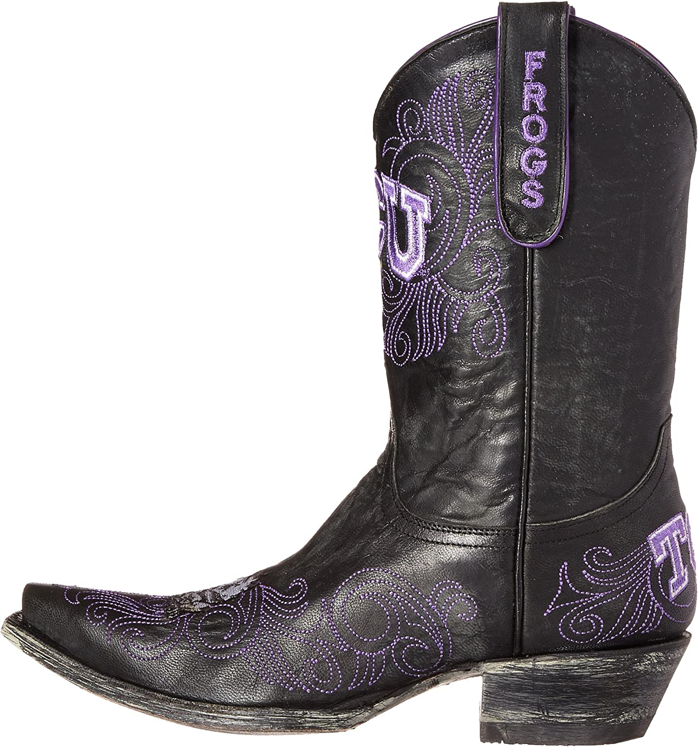 GAMEDAY BOOTS NCAA Womens Ladies 10 inch University Boot