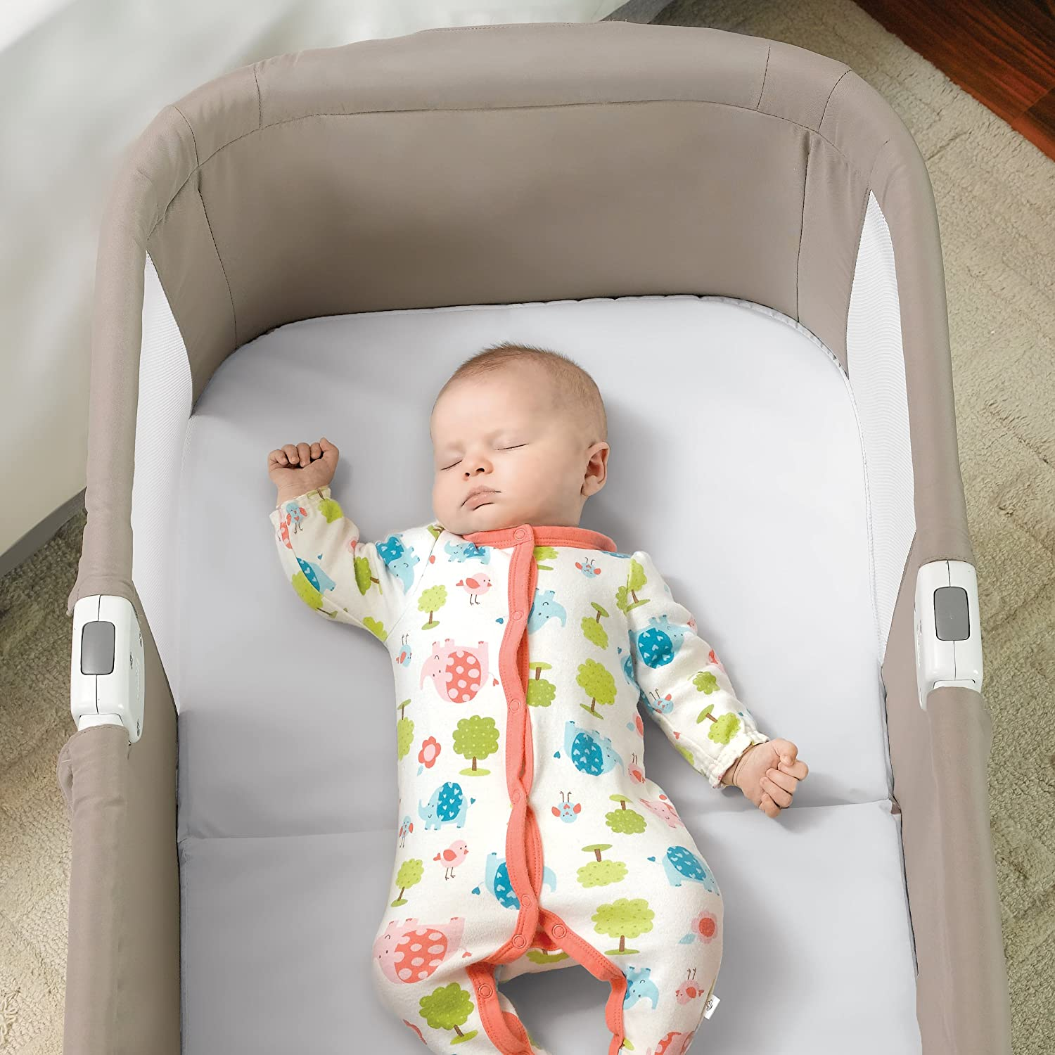 cribs review crib newborn chicco of roseyhome baby dream