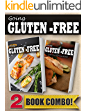 Gluten-Free Grilling Recipes and Gluten-Free On-The-Go Recipes: 2 Book Combo (Going Gluten-Free) (English Edition)