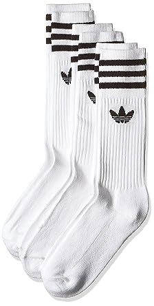 adidas Originals Solid Crew Sock Socken Weiß