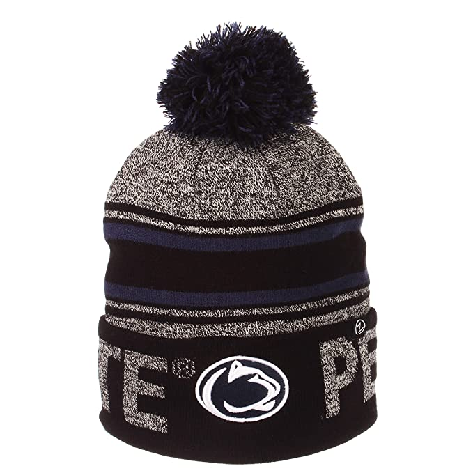 f630f5d4859c7e Amazon.com: Penn State Nittany Lions Official NCAA Orbit Cuffed Pom ...