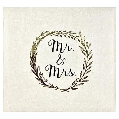 MCS Mrs. Photo Album, 13.5 x 12.5, Ivory