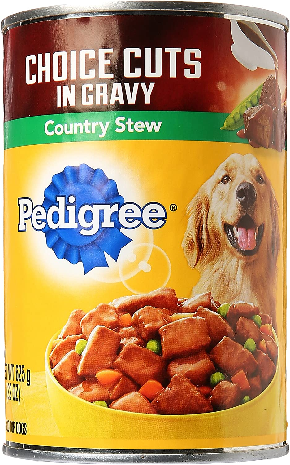 Dogswell Mars Pedigree Choice Cut Country Stew, 22 oz Can