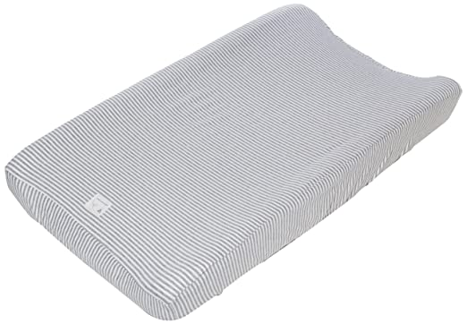 Amazon.com : Burt's Bees Baby - Changing Pad Cover, 100% Organic Cotton Changing Pad Liner for Standard 16
