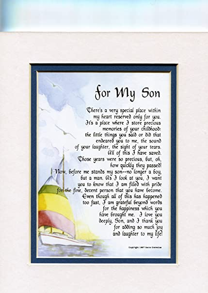 Poems For Sons 2