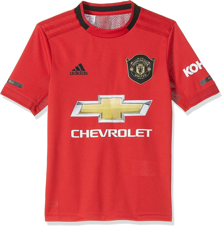 adidas Man Utd Home Kids Jersey 2019-2020
