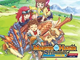 Amazon Com Watch Monster Hunter Stories Ride On Season 1 Pt 1