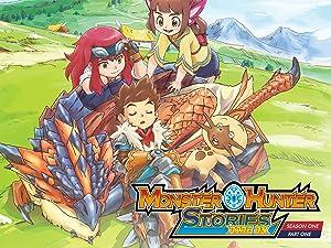 Amazon Com Watch Monster Hunter Stories Ride On Season 1 Pt 3