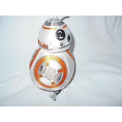 "Disney Star Wars The Force Awakens BB-8 7.5"" Plush: Toys & Games"