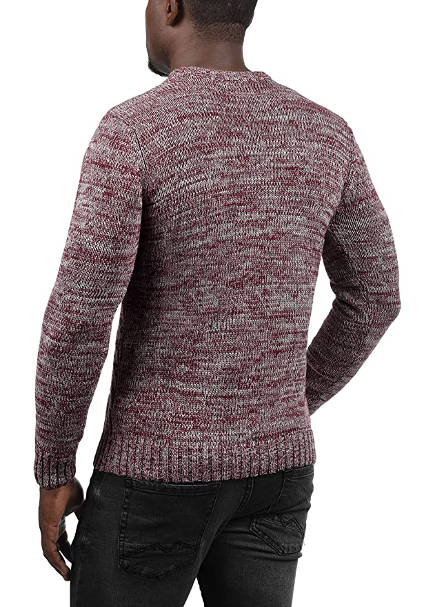 SOLID Pindaric Pull en Maille Homme, taille:XL;couleur