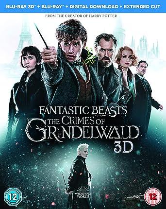 Fantastická zvířata: Grindelwaldovy zločiny / Fant... (2018)