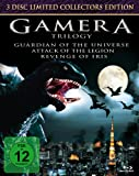 Gamera Trilogy [Blu-ray] [Limited Collector's Edition]