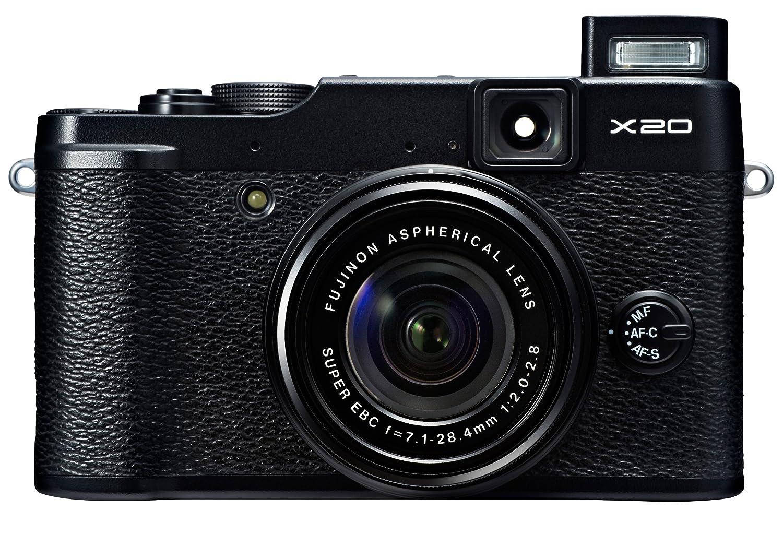 Amazon.com : Fujifilm X20 12 MP Digital Camera with 2.8-Inch LCD (Black) :  Point And Shoot Digital Cameras : Camera & Photo