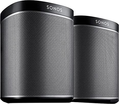 sonos play bar and 4 play 1 speakers