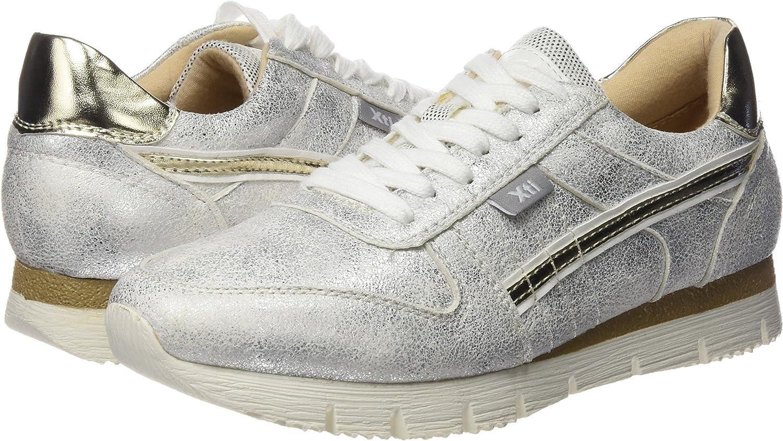 XTI Zapatillas, Mujer, Plateado, 35: Amazon.es: Zapatos y