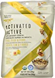 Living Intentions Activated Superfood Cereal, Gluten Free, Vegan, Organic, Figs, Flax, and Fiber, 9 Ounce