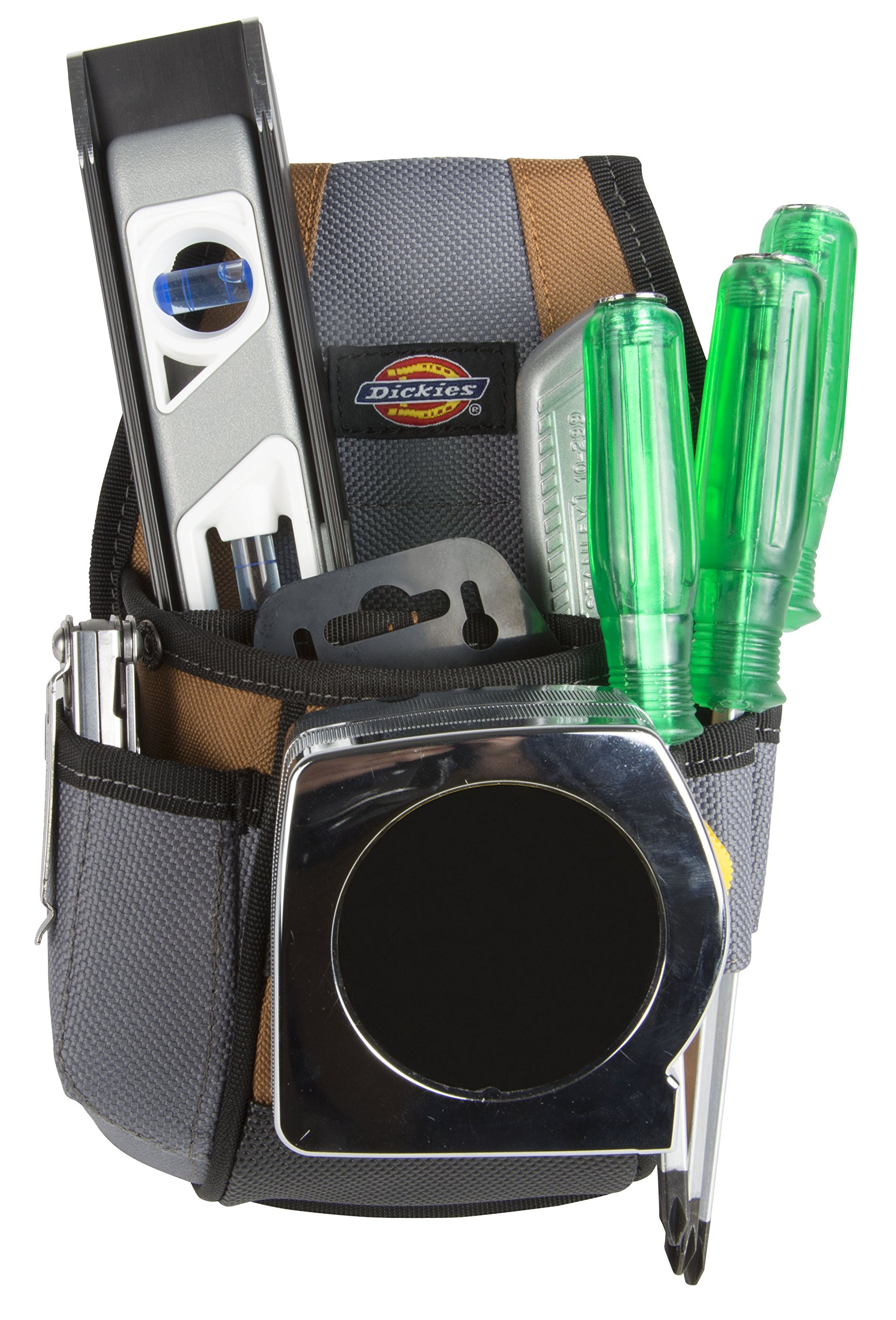 Dickies Work Gear 57099 4-Pocket Rigid Tool Pouch with Tape Clip by Dickies Work Gear (Image #6)