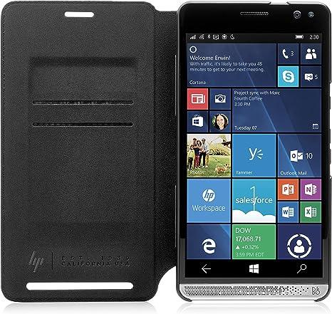 HP Estuche con Tapa Elite x3 - Fundas para teléfonos móviles ...