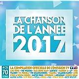 La Chanson de l'Année 2017 (4CD)