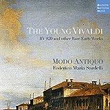 Vivaldi:The Young Vivaldi-Concerti E Sonate Inediti
