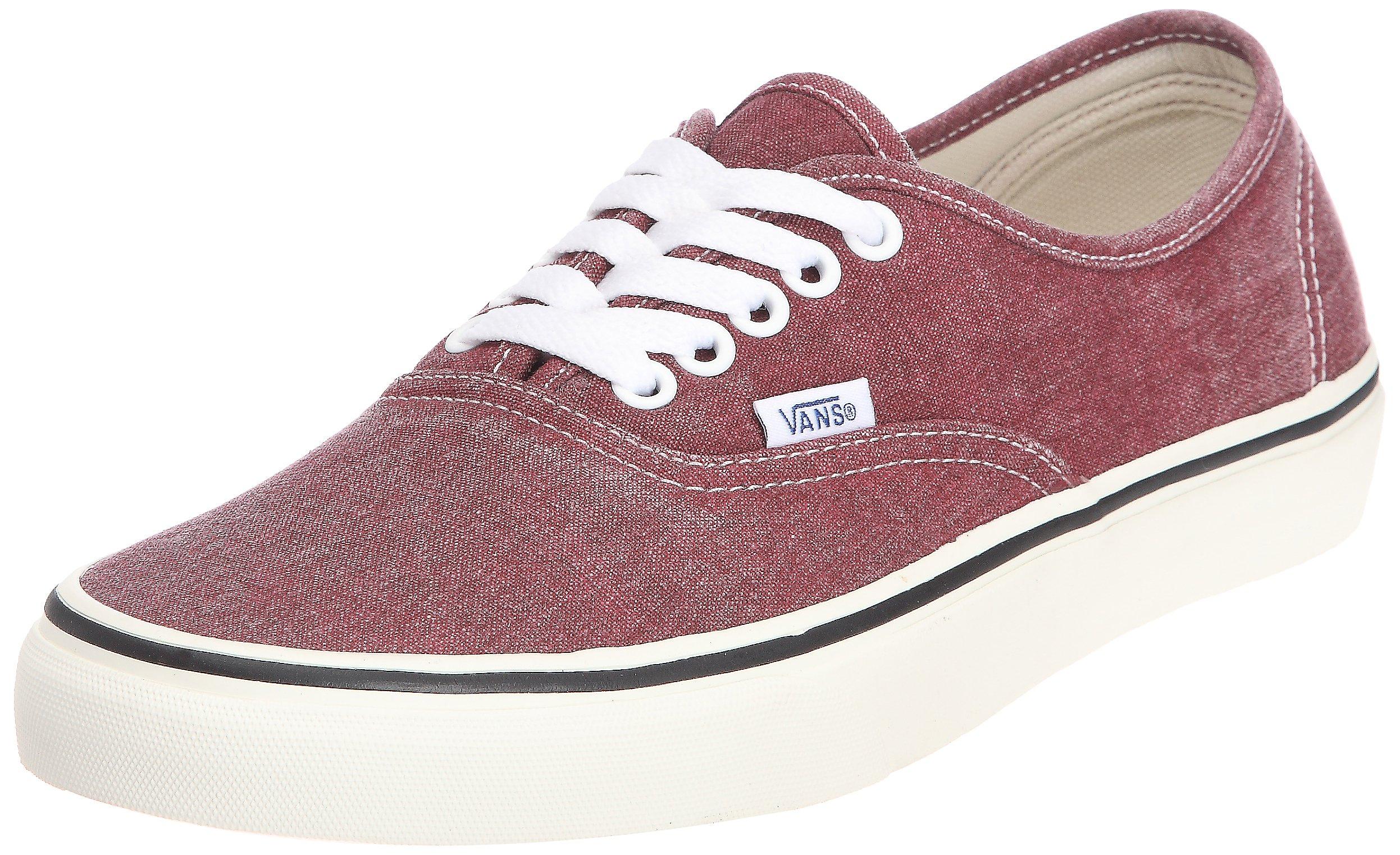 Vans Unisex – Bimbi 0-24 Authentic Scarpe da skate rosso Size: 5 D(M) US