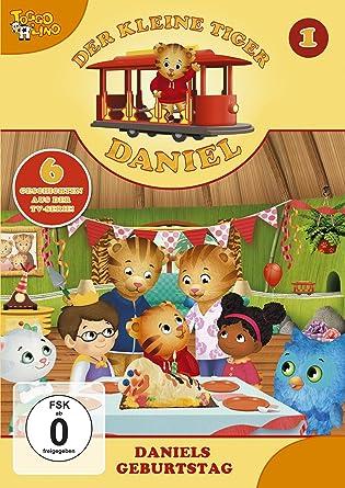Der Kleine Tiger Daniel Daniels Geburtstag Amazon De Jake Beale