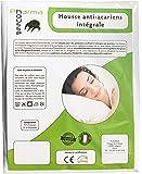 Housse anti-acariens intégrale pour oreiller - Qualité médicale