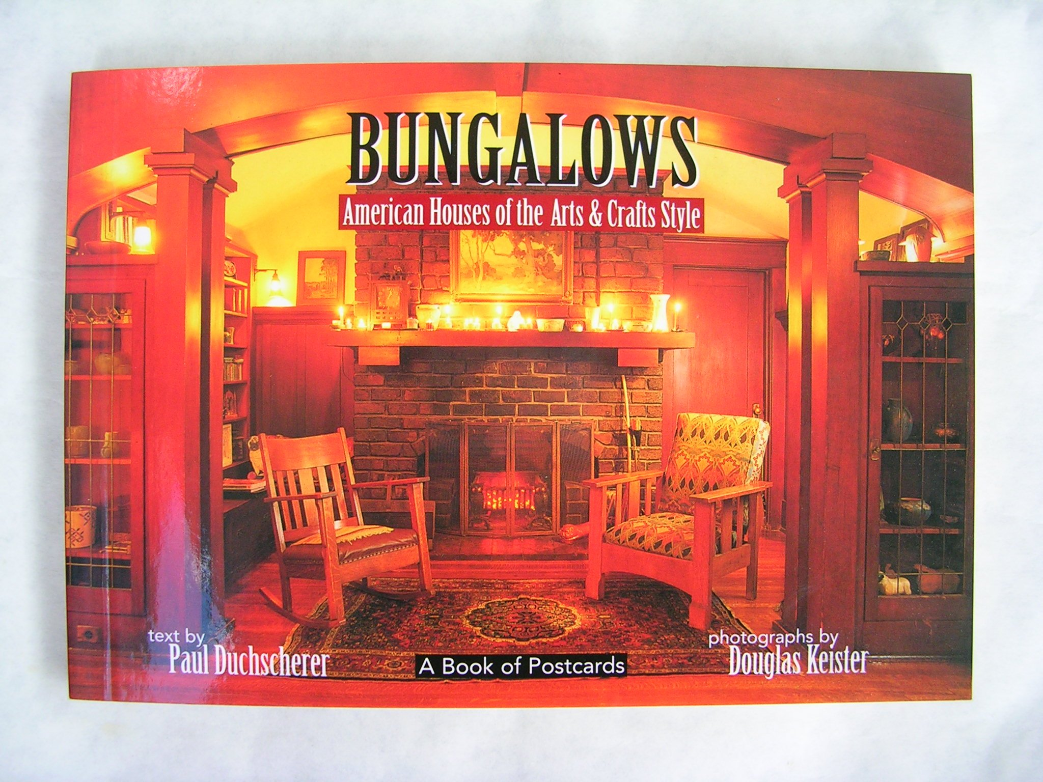 Download Bungalows: American Houses of the Arts & Crafts Style: Postcard Book ebook