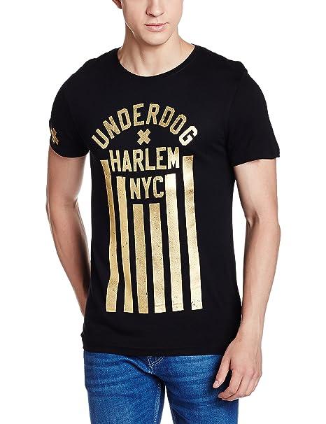 People Men's T-Shirt (8907496203750_P10101101107100_Large_Black)
