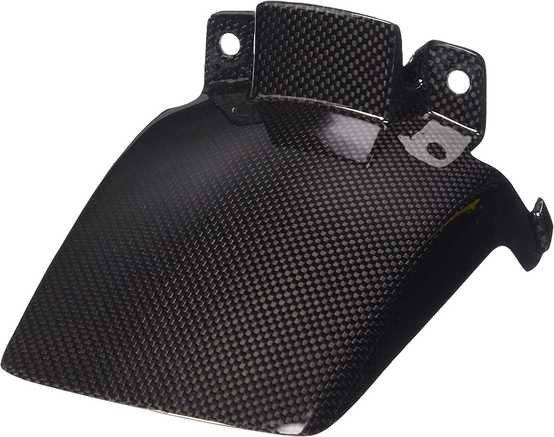 Bestem CBDU-MUL12-WSD Black Carbon Fiber Windscreen for Ducati Multistrada 1200 2010-2012