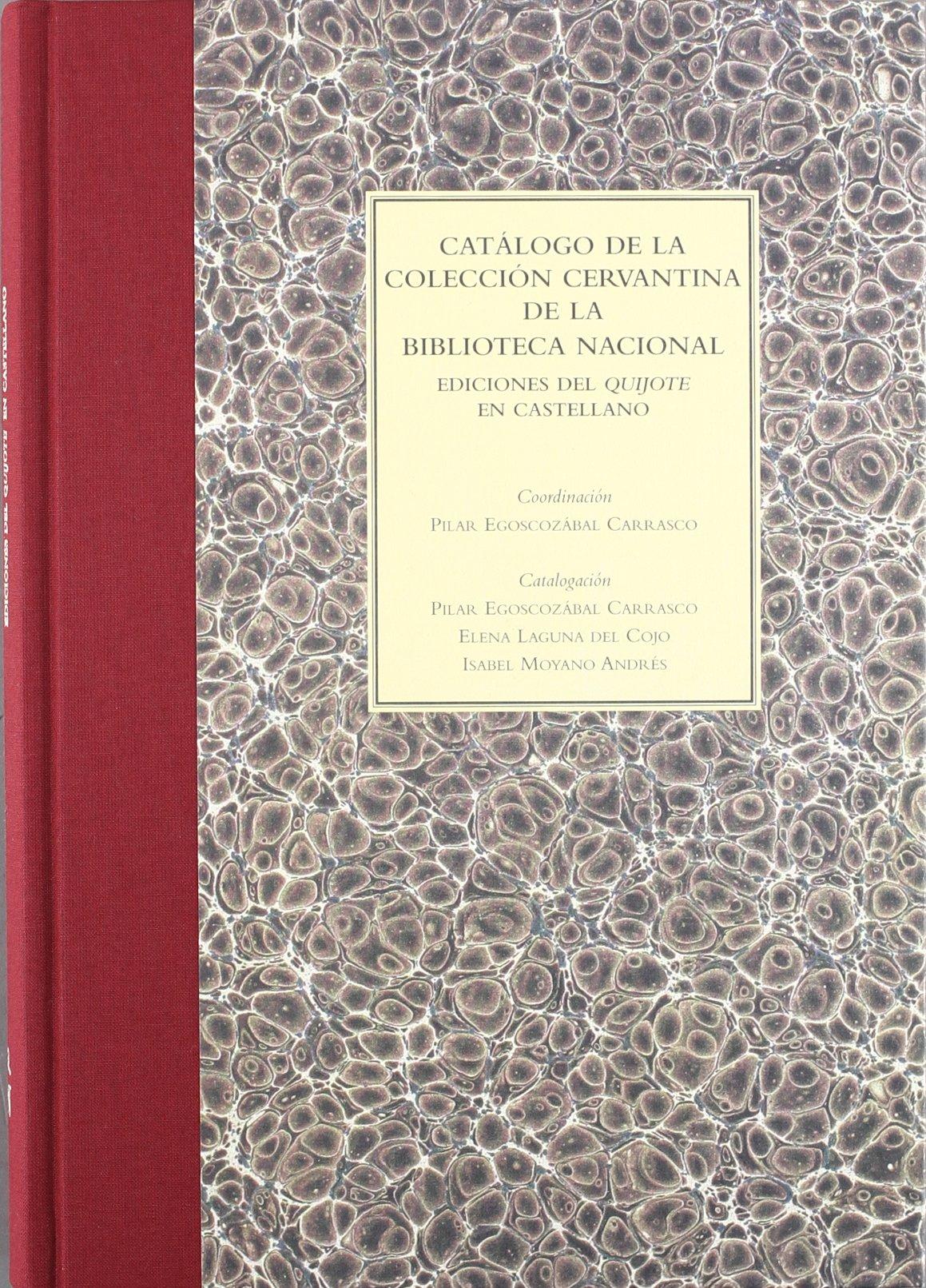Catálogo de la colección cervantina de la Biblioteca Nacional. Ediciones del Quijote en castellano: Amazon.es: Vv.Aa, Vv.Aa: Libros