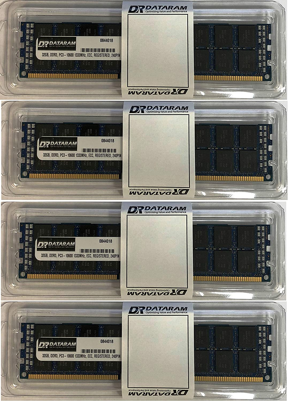 DDR3 PC3-10600R ECC Reg Server Memory RAM Apple Mac Pro 2009 4,1 4x8GB 32GB