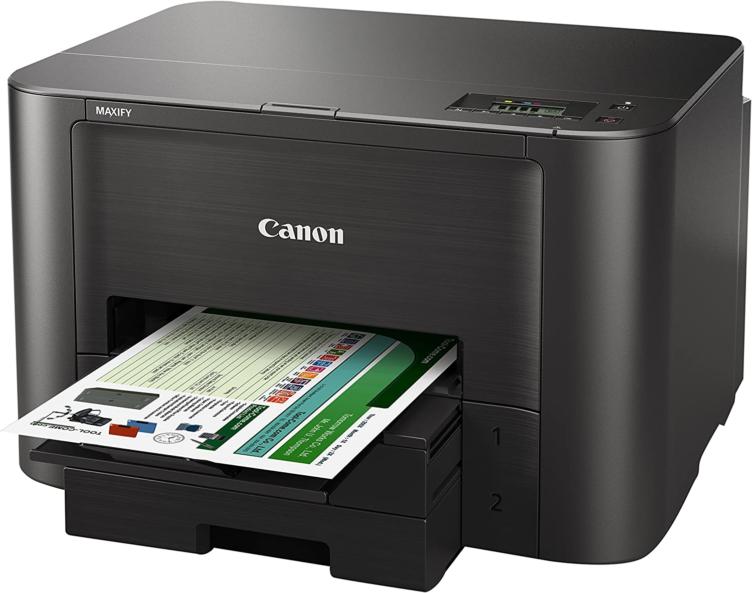 Canon Maxify Ib4020 Wireless Office Inkjet Printer Amazon Ca Electronics