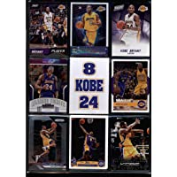 $48 » KOBE BRYANT 2019 Donruss Panini Lot of 9 Different Mixed Years Basketball Trading Cards Blind Pack los Angeles Lakers Cards w/Free…