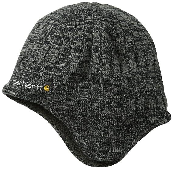 Carhartt Men s Akron Hat at Amazon Men s Clothing store  Skull Caps f3f97ca9090a