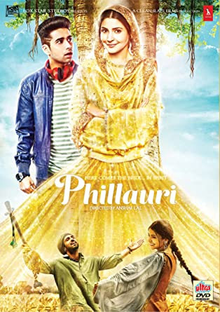 Phillauri Hindi Movie DVD Fantasy (Movies & TV Shows) at amazon