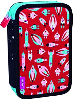 Amazon.com: MILAN Pencil Cases, Purple (Morado): Amazon Global Store UK