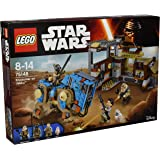 LEGO Star Wars 75148 - Set Costruzioni Encounter On Jakku