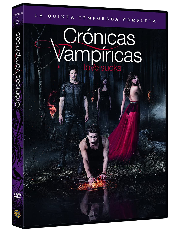 Cronicas Vampiricas Temporada 5 [DVD]: Amazon.es: Nina Dobrev ...