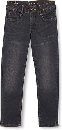 Sanetta Jeans Cool Grey Niños