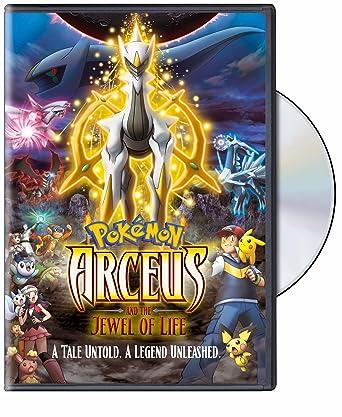 Amazon Com Pokemon Arceus And The Jewel Of Life Various