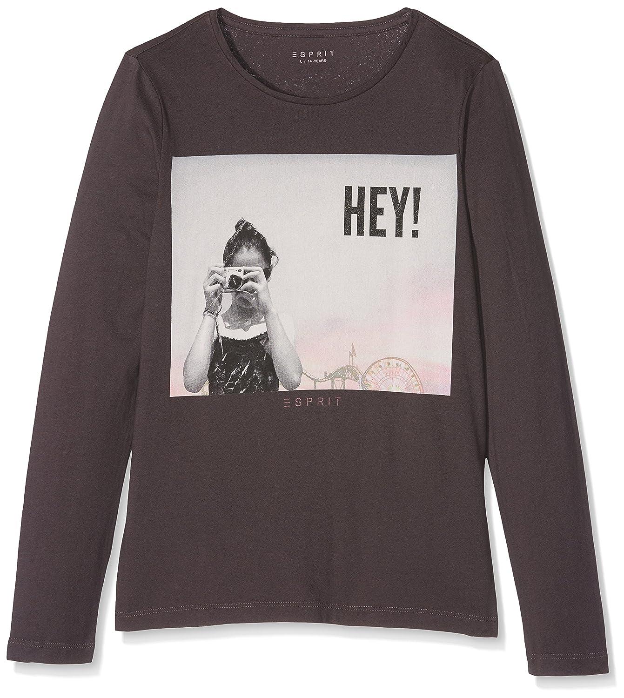 Esprit Kids, T-Shirt Fille, Old Pink 320
