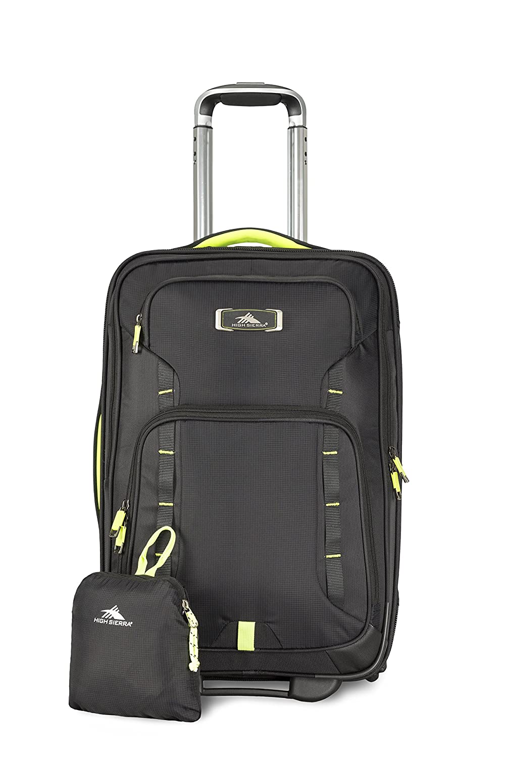 fca206beb High Sierra At7 Carry On Wheeled Backpack With Removable Daypack ...