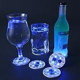 LED Coaster,Light Up Coasters,LED Stickers,Light Up