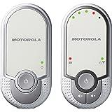 Motorola MBP11 - Vigilabebés audio, color blanco