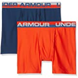 Under Armour Boys' O-Series Boxer Jock (Pack of 2)