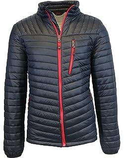 bf93b173f Spire by Galaxy Men's Flight Jacket at Amazon Men's Clothing store